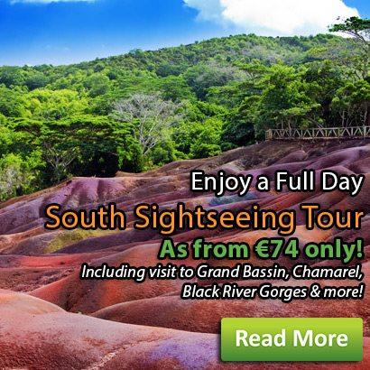 South Tour Mauritius