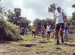 Hiking le morne mauritius